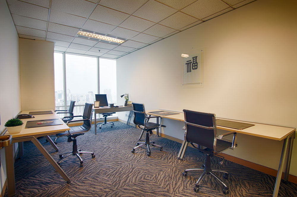 Serviced Office in GKBI
